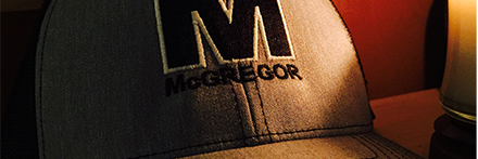 mcgregor hat