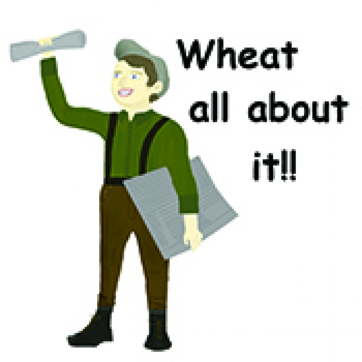 "Alex McGregor on ""Wheat All About It!"" Podcast"