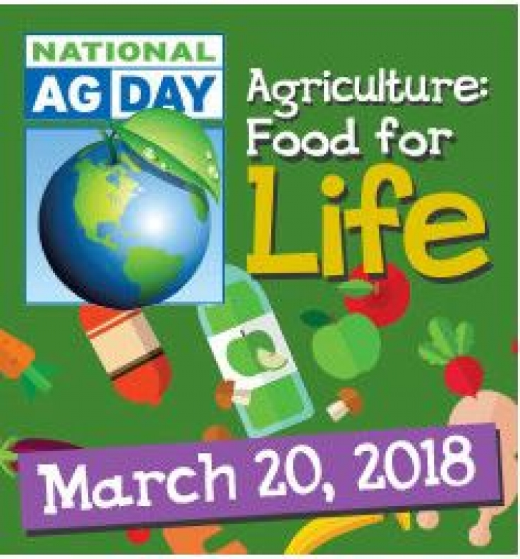 National Ag Day Today!